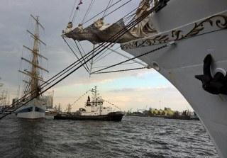 Ansicht aus Hamburg